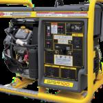 Wacker Neuson GPS9700A Portable Generators Groff Equipment