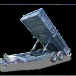 Cam Superline Heavy Duty Dump Trailer Groff Equipment