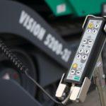 Vogele VF 500 Extending Screed Groff Equipment