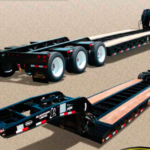 Etnyre L-LTD-06 Hydraulic Removable Gooseneck Trailer Groff Equipment