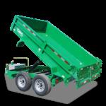 Cam Superline Low Profile Dump Trailer Groff Equipment