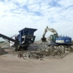 MR 110 Zi EVO2 Kleeman crusher, groff equipment