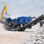 MR 122 Z Kleeman Crusher, groff equipment