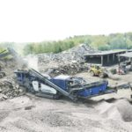 MR 130 Zi EVO2 Kleeman Crusher, groff equipment