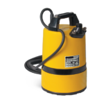 Wacker Neuson PSR1 Single-Phase Submersible Pumps-Low Level Groff Equipment