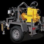 Wacker Neuson PT6LT Self-Priming Trash Pump Groff Equipment
