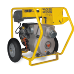 Wacker Neuson PTS4V Self-Priming Trash Pump Groff Equipment
