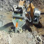 Fae Group Rock Shredder Groff Equipment