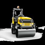 Wacker Neuson RD24 Tandem Roller Groff Equipment