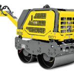 Wacker Neuson RD7 Tandem Roller Groff Equipment