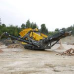 Rubble Master RM HS11000M Crawler Mobile Scalper