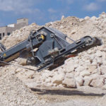 Rubble Master RM OS70GO! Oversize Grain Separator Groff Equipment