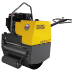 Wacker Neuson RS800 Single Drum Walk Behind Roller Groff Equipment