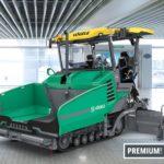 Vogele Super 1700-3i Paver Groff Equipment