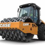 Case SV212D Soil Compactor Groff Equipment