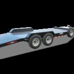 Cam Superline Steel Deck Car Hauler Groff Equipment