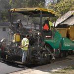 SUPER 2003-3i vogele asphalt paver, groff equipment