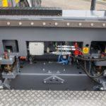 Vogele AB 600 Extending Screed Groff Equipment