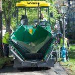 Vogele Super 1300-3i Paver Groff Equipment