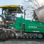 Vogele Super 1703-3i Paver Groff Equipment