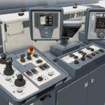 W195 wirtgen milling machine groff equipment