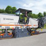 W210XP wirtgen milling machine groff equipment