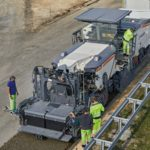 Wirtgen W240CR_W240CRi cold recycler groff equipment