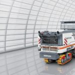 Wirtgen W250i milling machine groff equipment