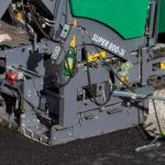 Vogele AB 220 Extending Screed Groff Equipment