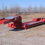 Talbert 55SA Heavy Hauler Trailer Groff Equipment