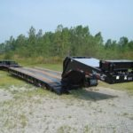 Talbert 55SA TELE Heavy Hauler Trailer Groff Equipment