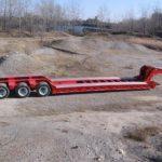 Talbert 55SA-HX Heavy Hauler Trailer Groff Equipment