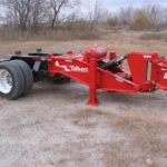 Talbert E-Nitro Series Heavy Hauler Trailer Groff Equipment