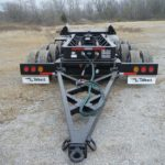 Talbert 6-Axle Steer Dolly Heavy Hauler Trailer Groff Equipment