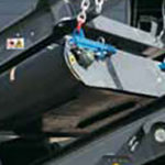 Rubble Master RM OS80GO! Oversize Grain Separator Groff Equipment