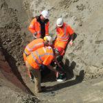 SDG 200 transtech soil density gauge, groff equipment