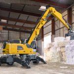 Liebherr LH 26 M Industry Litronic Material Scrap Handler Groff Equipment