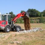 Takeuchi TW 80 Series 2 Wheel Loader Groff Equipment