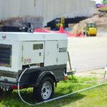 Wacker Neuson G25 Generator Groff Equipment