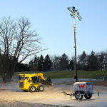 Wacker Neuson LTV6 Light Tower Groff Equipment