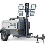 Wacker Neuson Wide Body Vertical Mast Light Tower Groff Equipment
