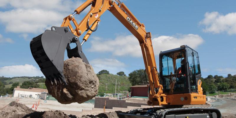 Used Mini Excavator in Pennsylvania