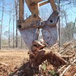 LaBounty MWS Wood Shears Groff Tractor & Equipment