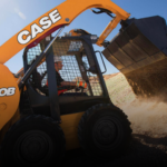 Case SR160B Compact Skid Steer Loader Groff Equipment