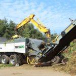 Terex TBG620 Shredder Groff Equipment