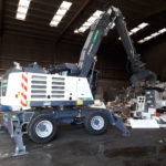 Terex TWH220 Waste Handler Groff Equipment