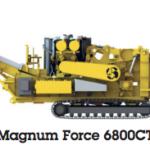 CBI Magnum Force 6800CT Grinder Groff Equipment