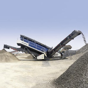 Aggregate Equipment for Rent