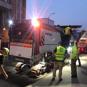 Roadbuilding Equipment for Rent