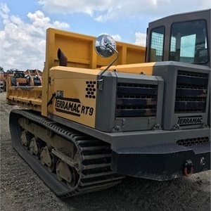 Used Terramac Crawler Carrier